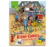Geolino Krimi-Comic zum Lesen und Mitraten