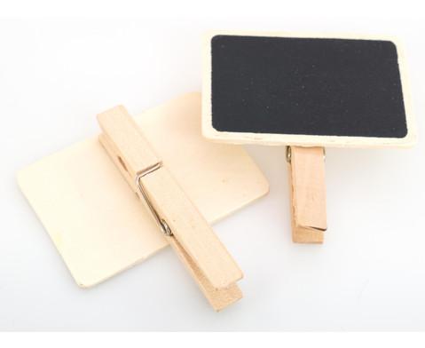 Tafel mit Klaemmerchen-6