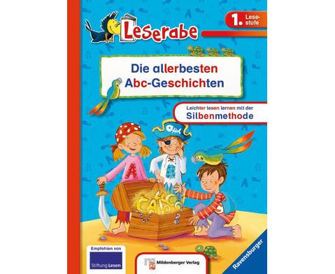 Leserabe - Die allerbesten Abc- Geschichten-1