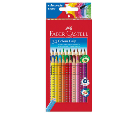 Faber-Castell Colour Grip Holzstifte duenn-2