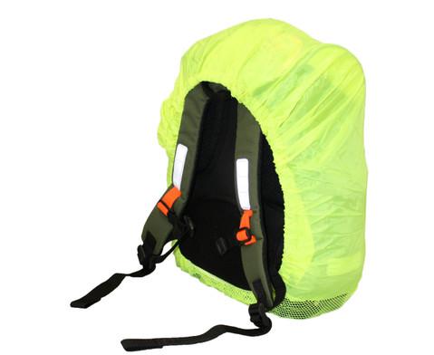 Regenschutzhuelle fuer Rucksaecke und Taschen