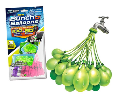 Wasserbomben Bunch O Balloons 100 Stueck