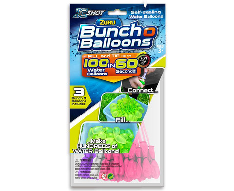Wasserbomben Bunch O Balloons 100 Stueck-9