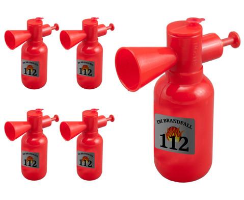 Wasserspritze Feuerloescher 5er Set-1