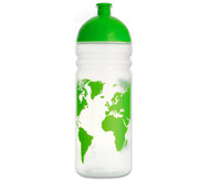 Trinkflasche Welt, 0,7 l