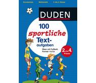 100 sportliche Textaufgaben 2. bis 4. Klasse
