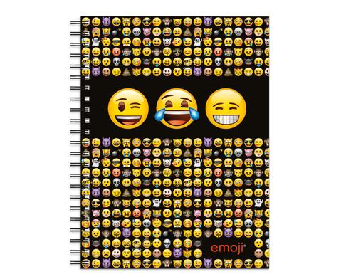 Collegeblock emoji A4-1