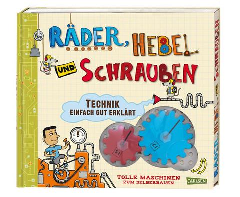 Raeder Hebel und Schrauben-1