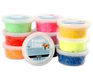 Foam Clay, 10 x 35 g