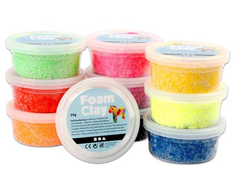 Foam Clay 10 x 35g-1