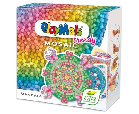 Playmais Trendy Mosaic Mandala-1