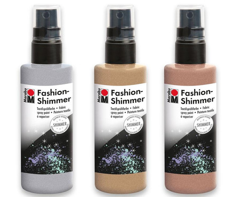 Fashion-Spray-Set Golden Shimmer