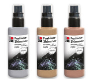 Fashion-Spray-Set, Golden Shimmer