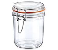 Vorratsgläser mit Bügelverschluss, 6 x  500 ml