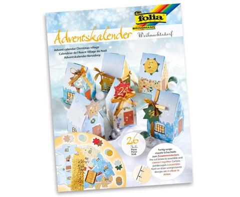 Adventskalender Winterdorf-3