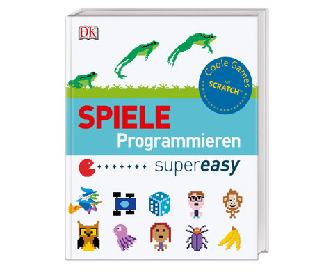 Spiele programmieren super easy-1