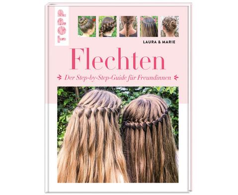 Buch Flechten-1