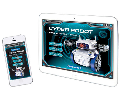 Cyber Roboter-3