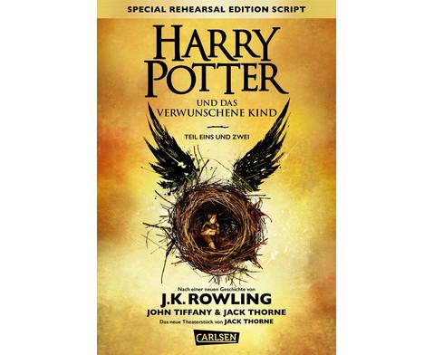 Harry Potter und das verwunschene Kind Teil 1 und 2-1