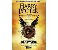 Harry Potter und das verwunschene Kind Teil 1 und 2