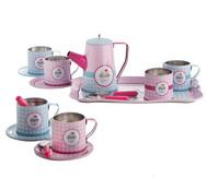 Kaffee- und Teeservice für Kinder