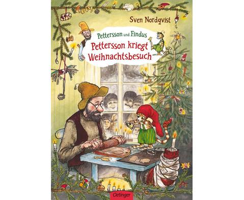 Pettersson kriegt Weihnachtsbesuch-1