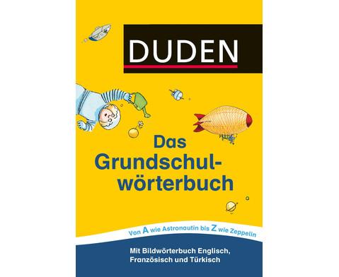 Duden - Das Grundschulwoerterbuch