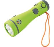 Radio-Taschenlampe