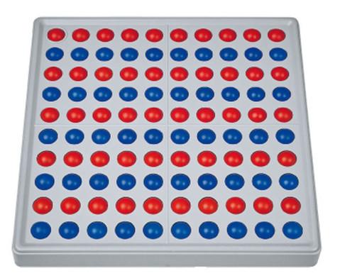 ABACO 100 rot - blau Reihen-2