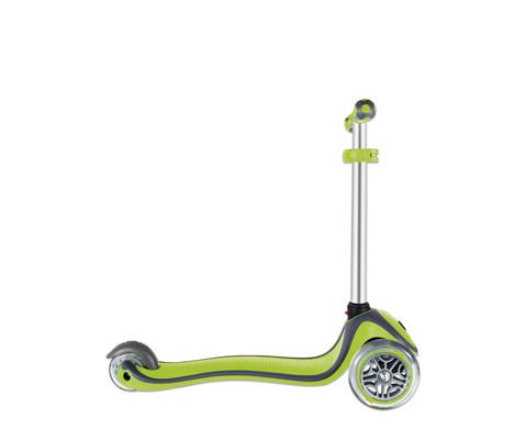 GLOBBER Scooter gruen-grau-2