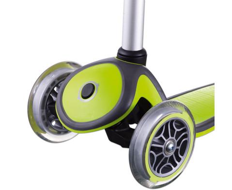 GLOBBER Scooter gruen-grau-4