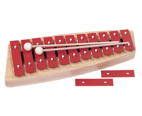 SONOR Sopran-Glockenspiel NG10-1