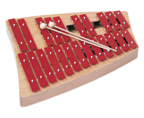 SONOR NG31 Alt-Glockenspiel chromatisch-1