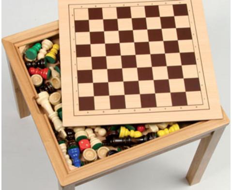 3er MIDI-Spiel -AErgere Dich Nicht Schach   Dame-2