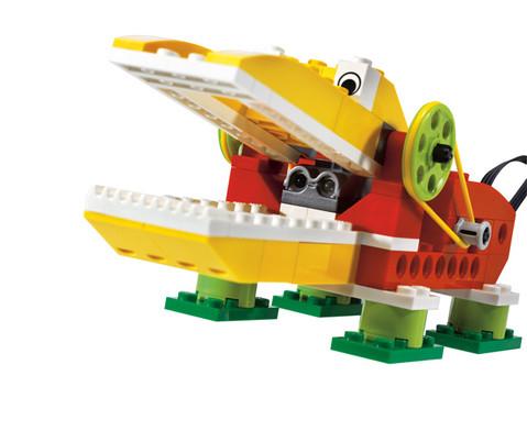 LEGO Education WeDo Programmierbaukasten - Ergaenzungskasten-3