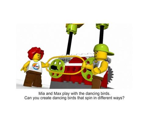 LEGO Education WeDo Programmierbaukasten - Ergaenzungskasten-4