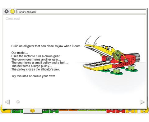 LEGO Education WeDo Programmierbaukasten - Ergaenzungskasten-5