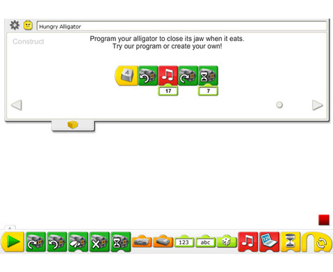 LEGO Education WeDo Programmierbaukasten - Ergaenzungskasten-6