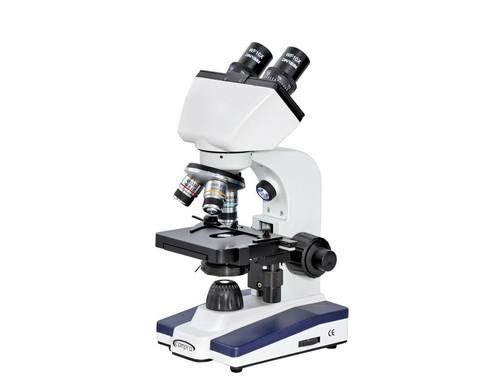 Compra Binokulares Mikroskop Bin-TOP 02 mit LED-Auf- und Durchlicht-1