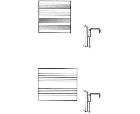 Haft-Notentafeln - Stahl-Emaille-3