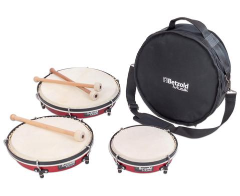 Trommel-Set inkl stabiler Tragetasche-4