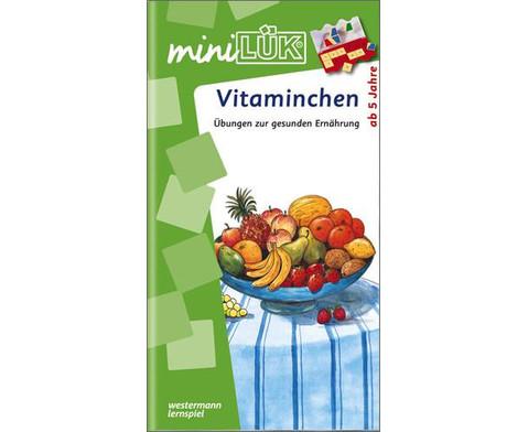 miniLUEK-Heft Vitaminchen-1