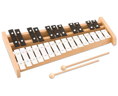 bel-O-ton Sopran-Glockenspiel chromatisch-1
