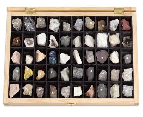 Gesteine Set 50 tlg-1