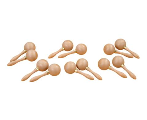 Mini-Maracas 1 Paar-1