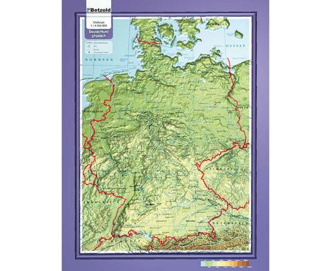 3D-Relief Landkarten-2