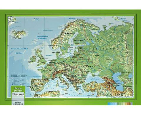 3D-Relief Landkarten-3