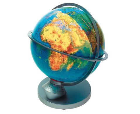 Leuchtglobus Planet Erde-1