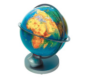 Leuchtglobus Planet Erde