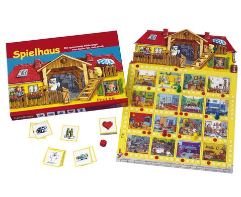 Spiel Spielhaus